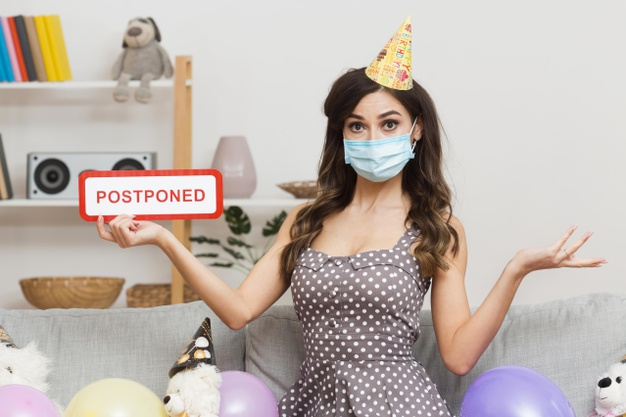 Party postponed