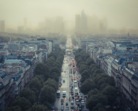Europe's air quality