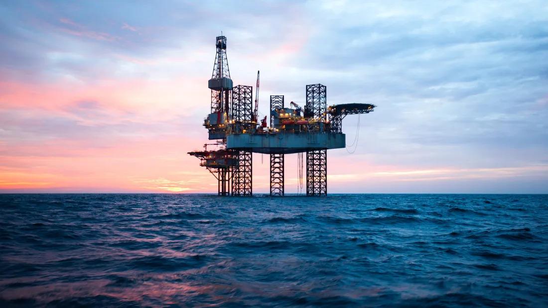 Oil Gulf region