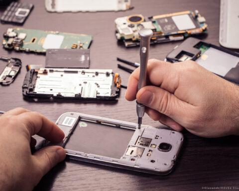 mobile phone repair,