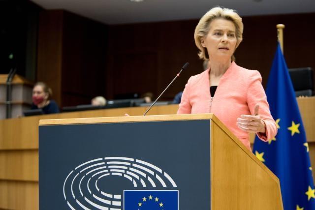 Statement Of European Commission President Ursula Von Der