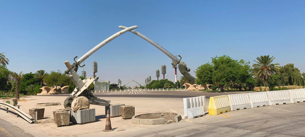 Baghdad