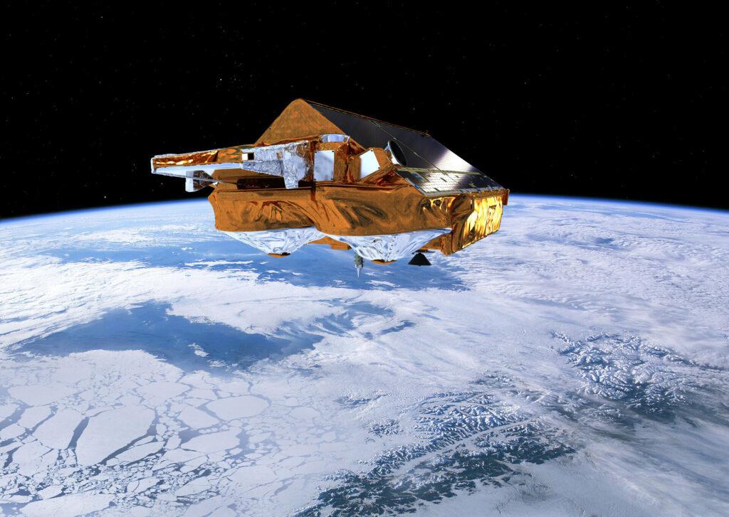 ESA_s_ice_mission_pillars