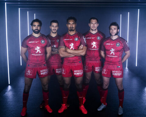 Stade Toulousain rugby team