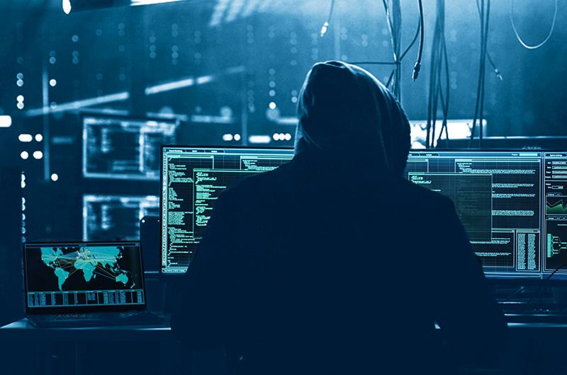 cyberattack hacker