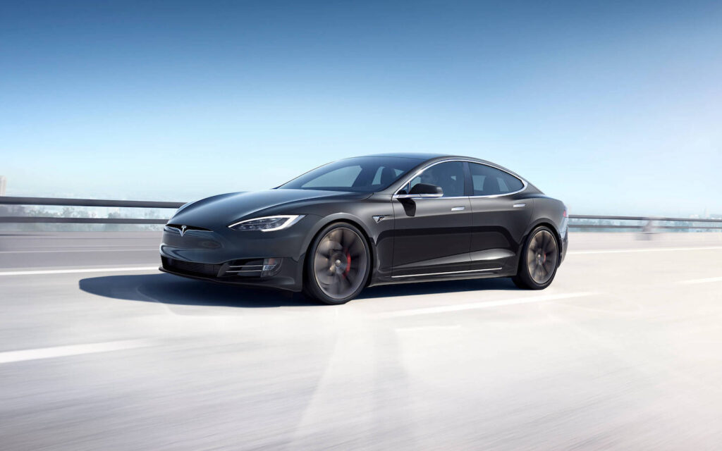 model-s hero Tesla