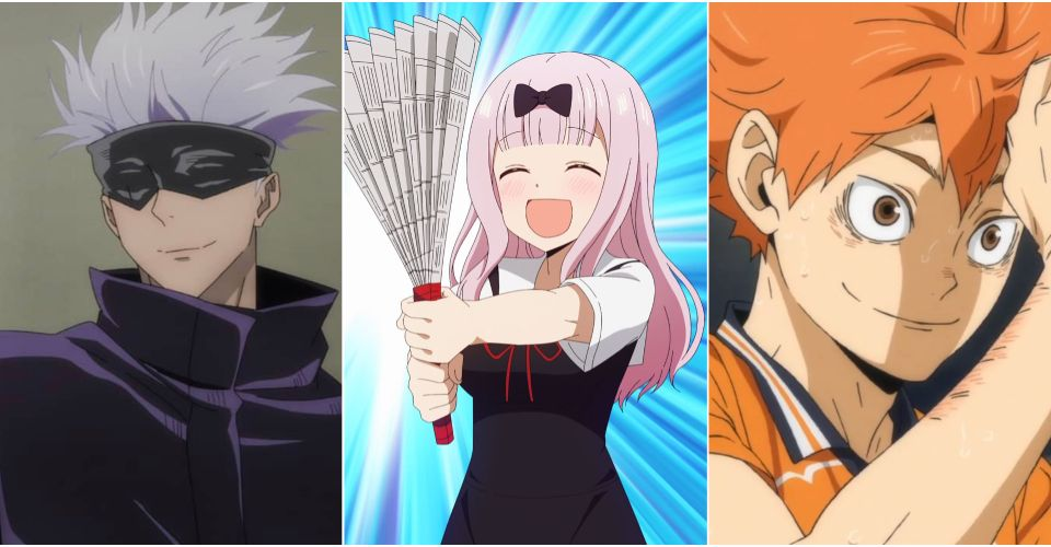 10 Most Popular Anime Characters Of 2020