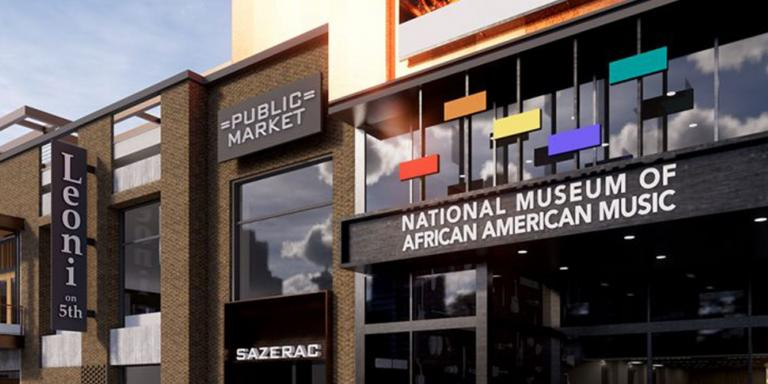 The National Museum of African American Music