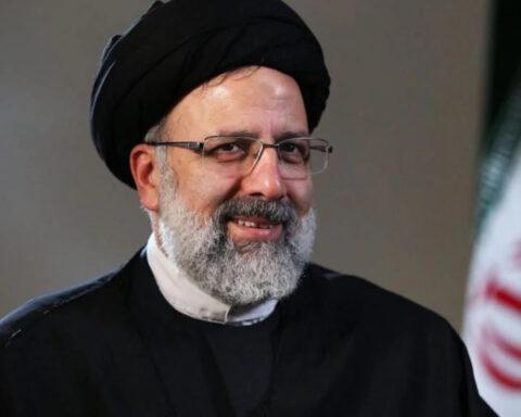 The head of Iran's judiciary