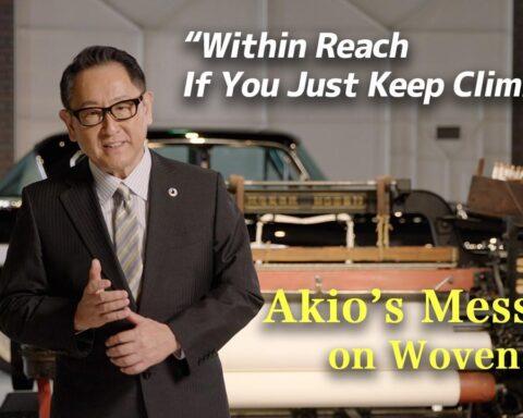 Akio message