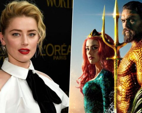 Amber Heard 'Aquaman 2'