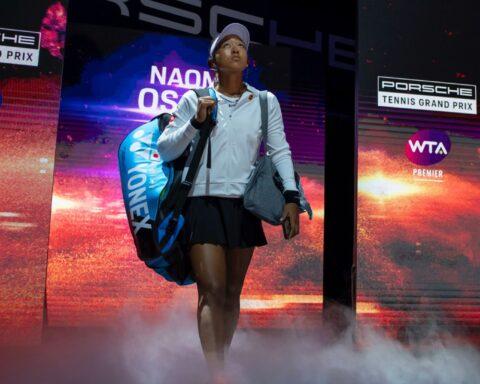Australian Open Champion Naomi Osaka