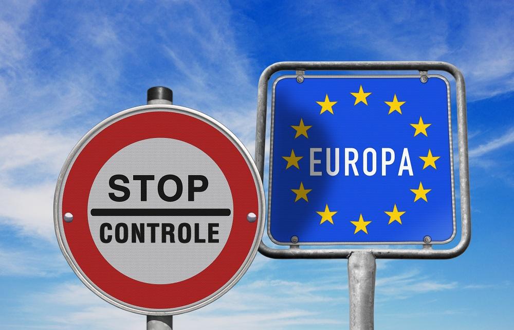 Stop border Europa