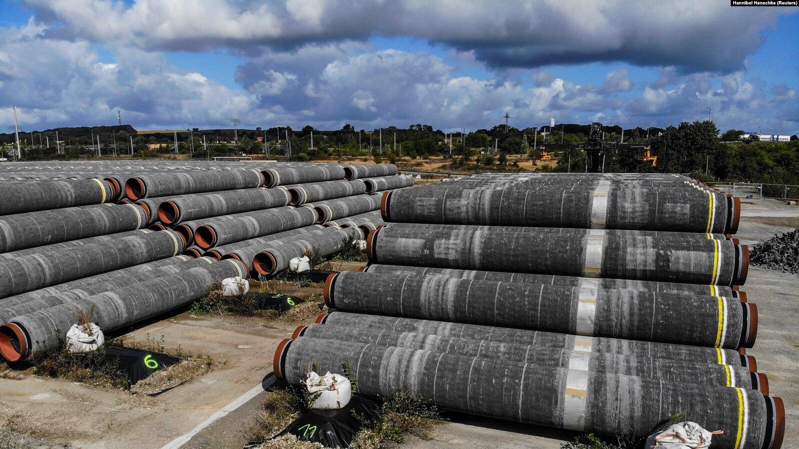 Nord Stream 2 pipeline