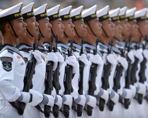 Soldiers China