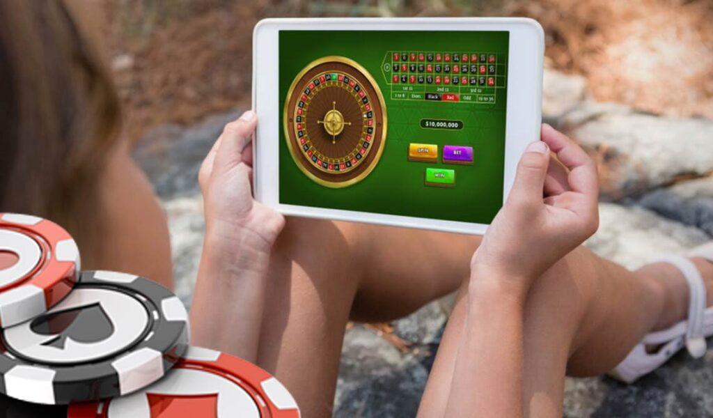 Spin online gambling