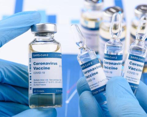 Coronavirus COVID-19 vaccine moderna