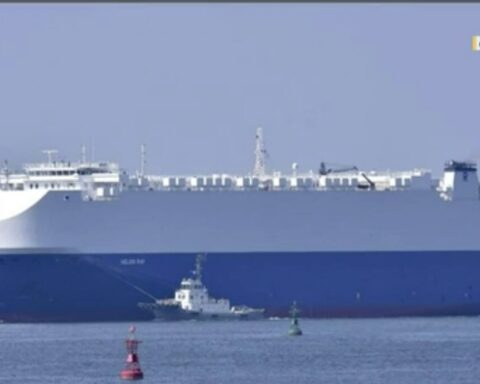 israel ship
