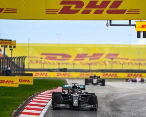 DHL Formula 1