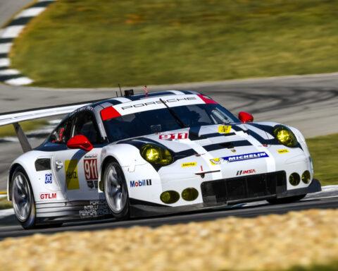 Porsche and ExxonMobil successful partnership