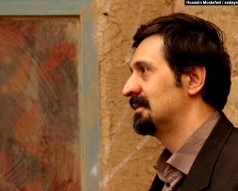 Sharmin Meymandinejad
