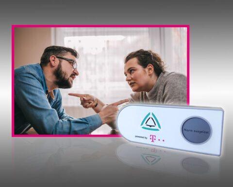 Stiller Alarm and Deutsche Telekom