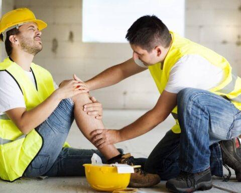 Worker's injury
