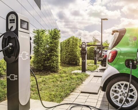 charging solution for electric vehicles in Germany