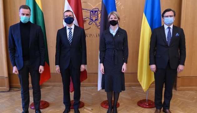 Baltic Foreign Ministers