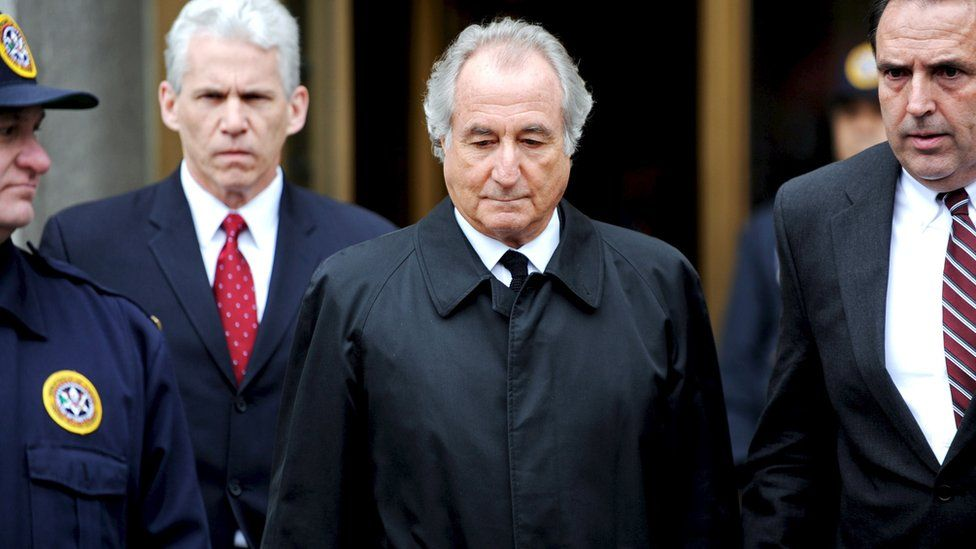 Bernie Madoff has died in prison