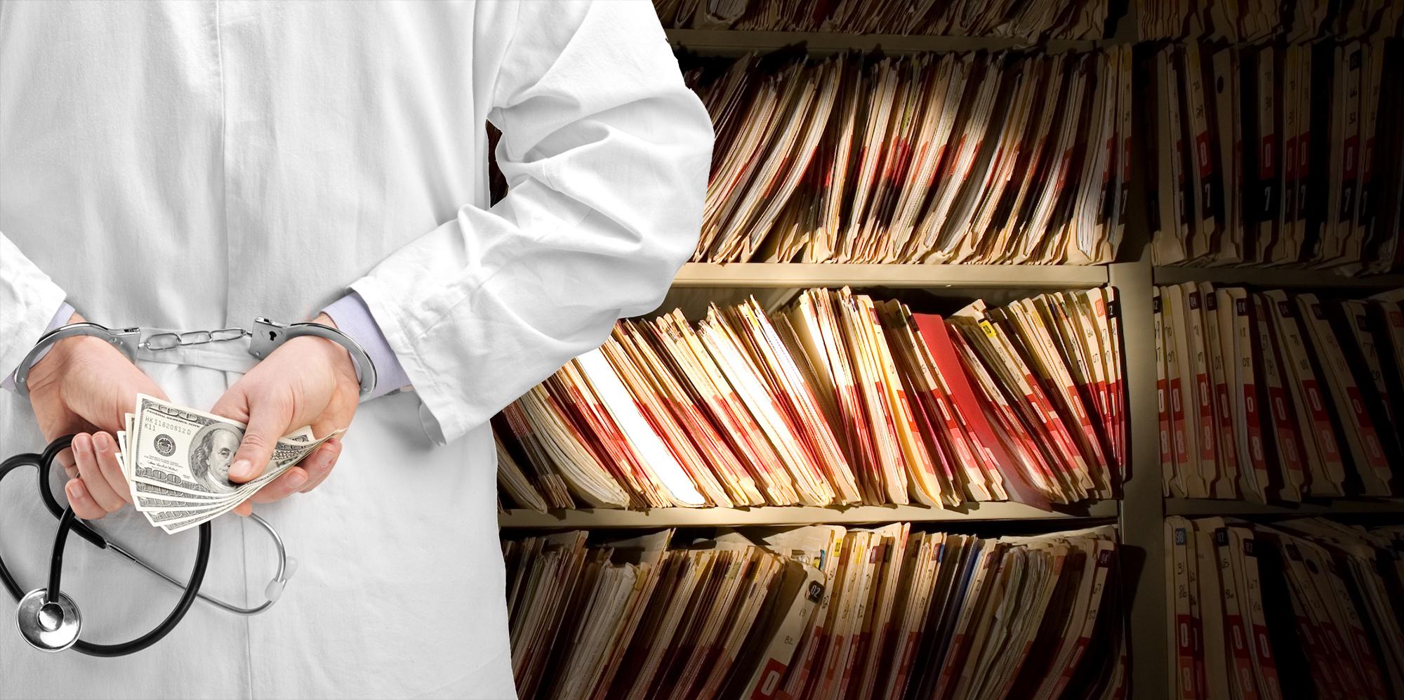 Health Care Fraud Scam