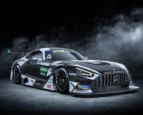Mercedes AMG Customer Racing