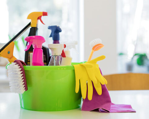 5 Cleaning Hacks