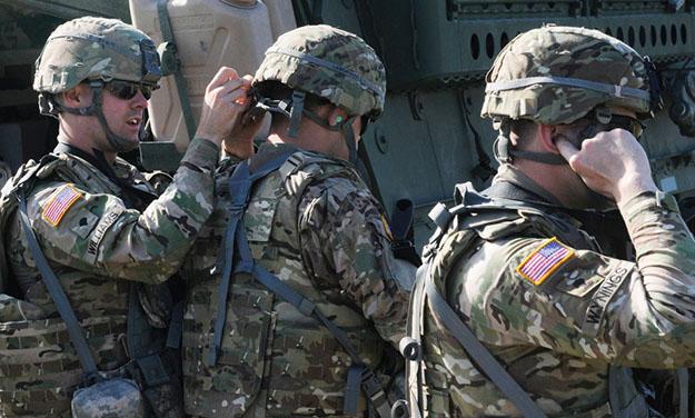 Combat Earplug Trial 3m