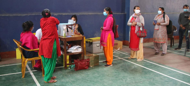 Covid-19 vaccination India