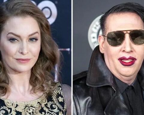 Esmé Bianco has alleged Marilyn Manson