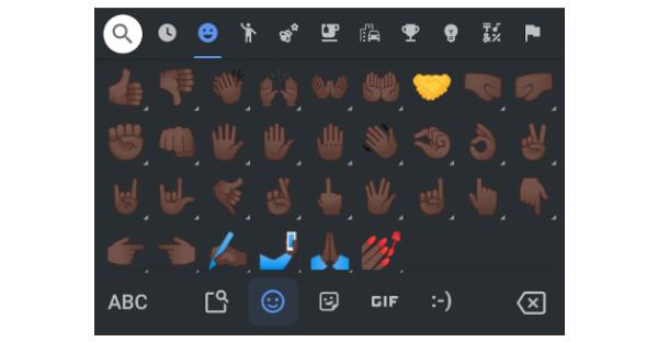 Google hands