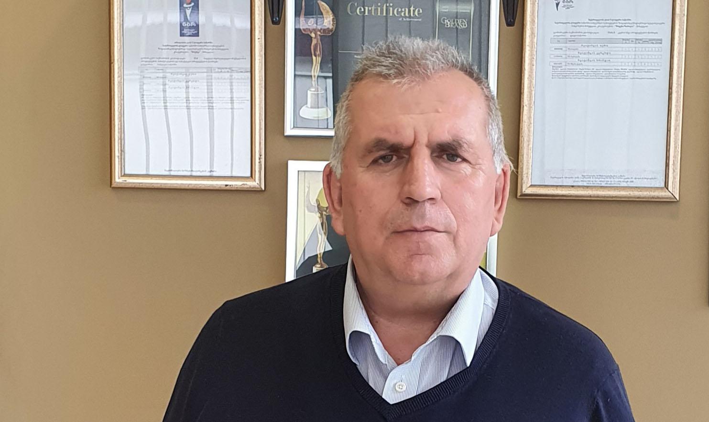 Iuri Tkebuchava, General Director of Solari 2