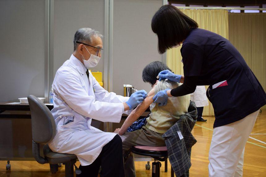 Japan Vaccination
