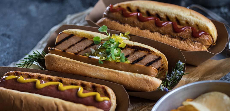 Nestle hotdog