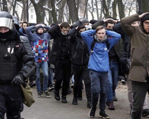 Russia Arrests