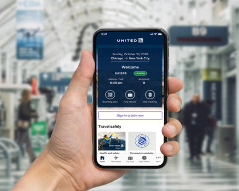 United Airlines Best Travel App