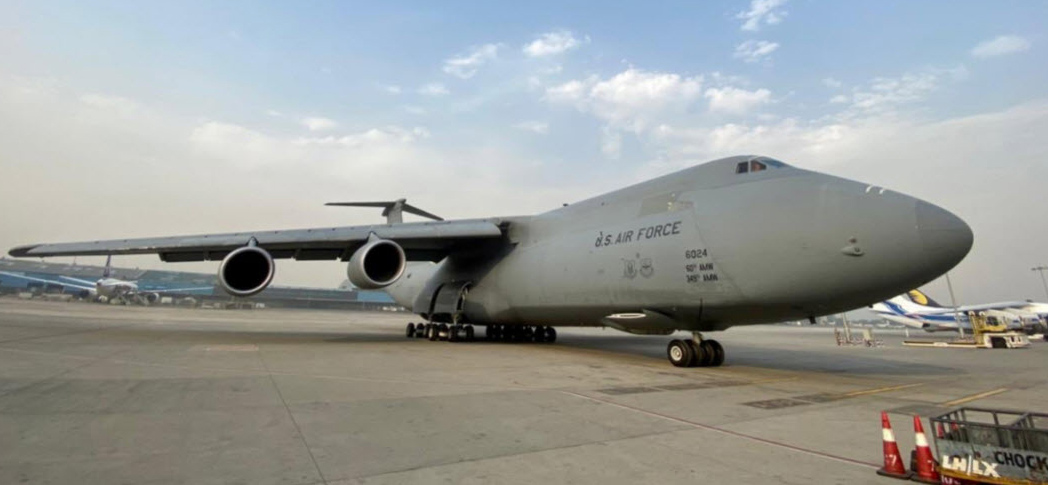 emergency COVID-19 relief shipments
