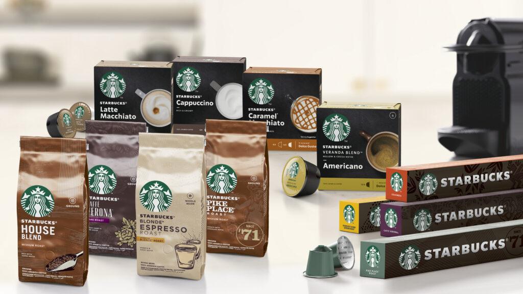 Starbucks Nestlé and Starbucks