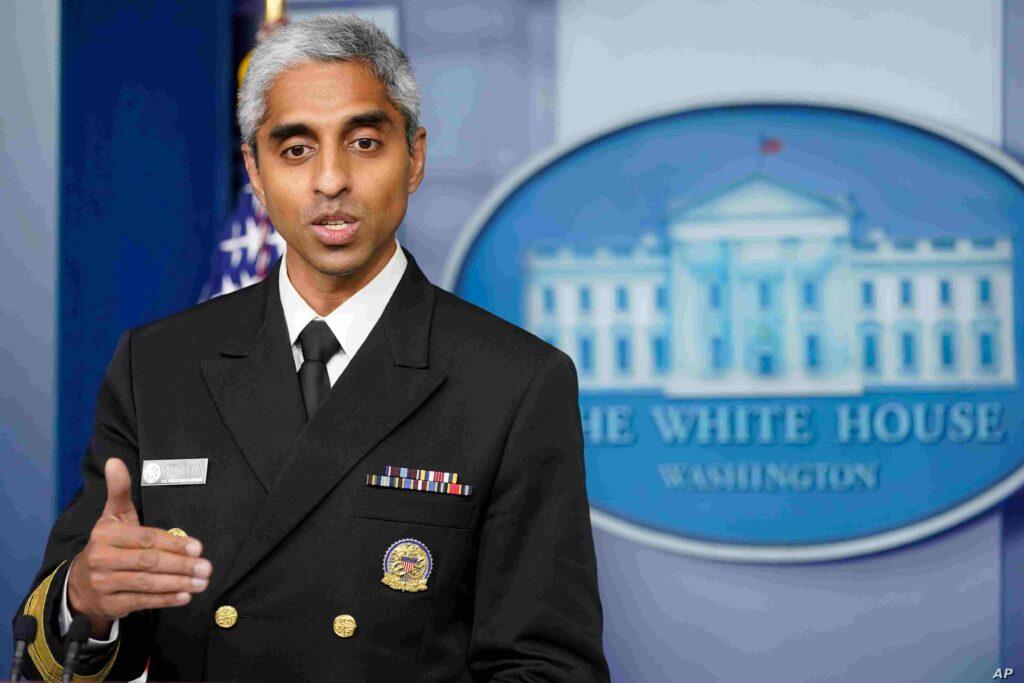 U.S. Surgeon General Dr. Vivek Murthy