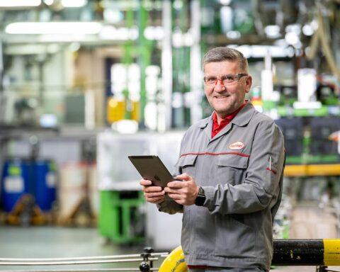 iPads, the workforce of Henkel