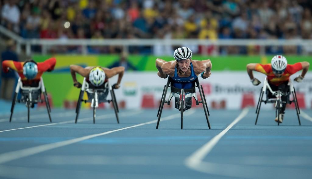 nternational Paralympic Committee