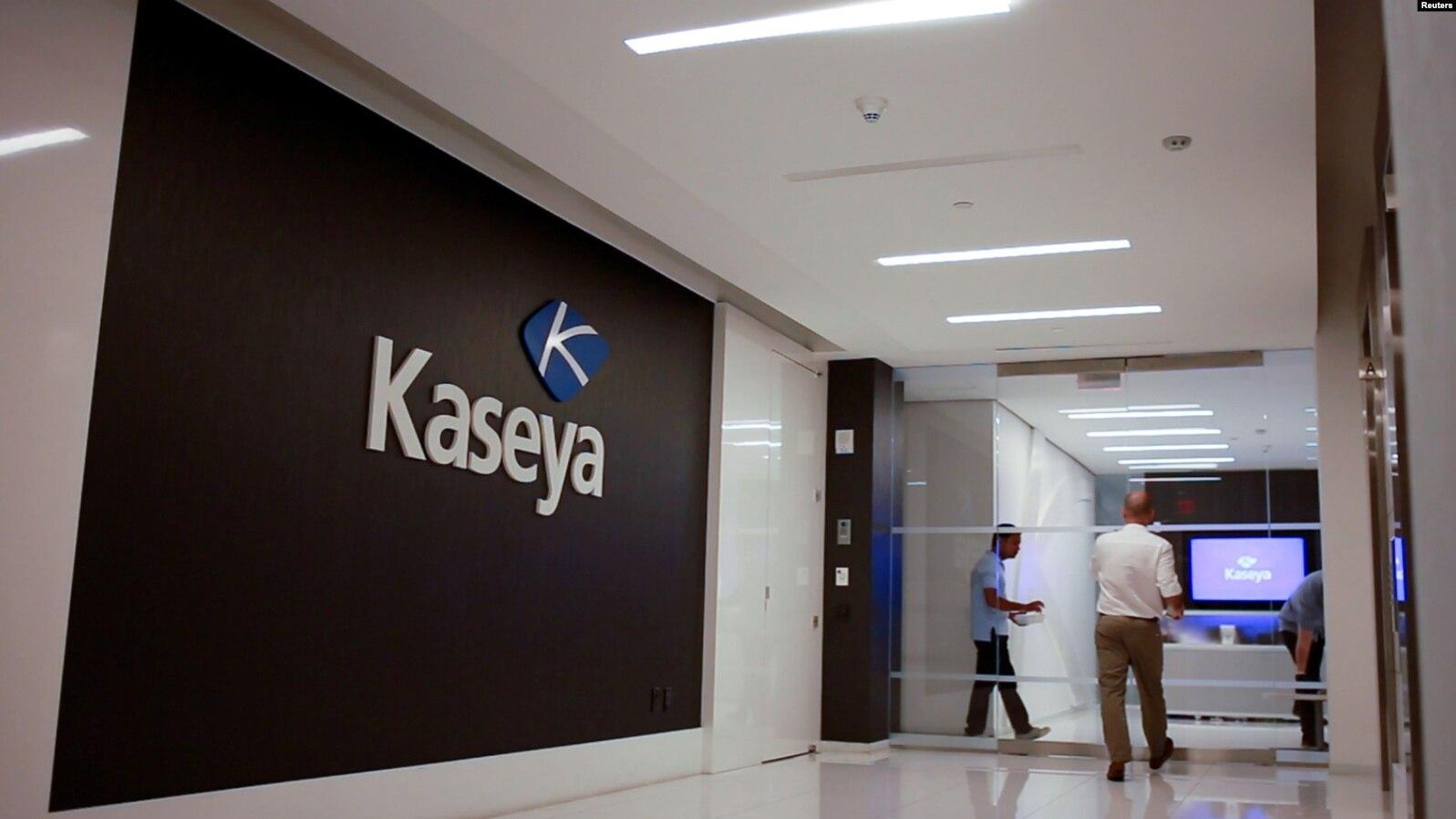 technology firm Kaseya
