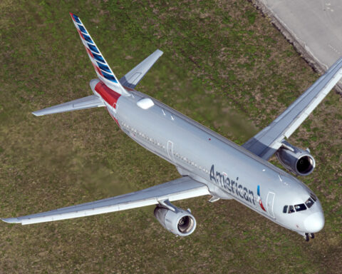 American airlines -Airbus-A321