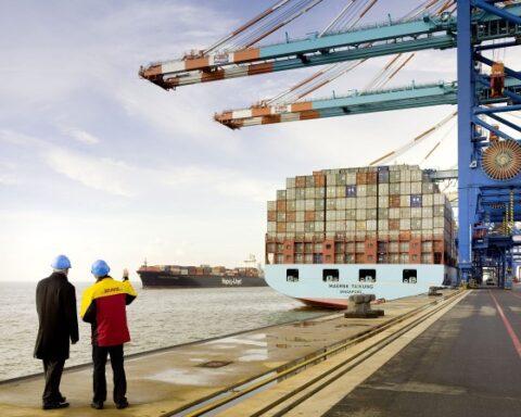 DHL Global Forwarding ocean freight